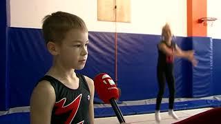 Первенство федерации прыжков на батуте прошло в Уссурийске