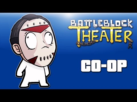 Battle Block Theater Co-op Ep. 3 (Sick and Delirious)