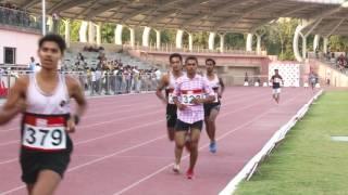 1600 Meter race