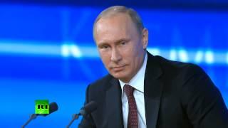 Путин: Шпионаж — одна из древнейших профессий