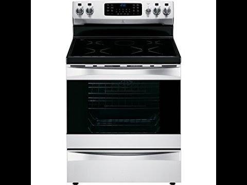 Kenmore Elite 95073 6 1 Cu Ft Self Clean Induction Range In Stainless Steel
