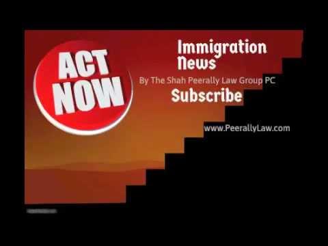 Immigration law show H1B, H4, EB2 Time Reduction - Shah Peerally, Esq.