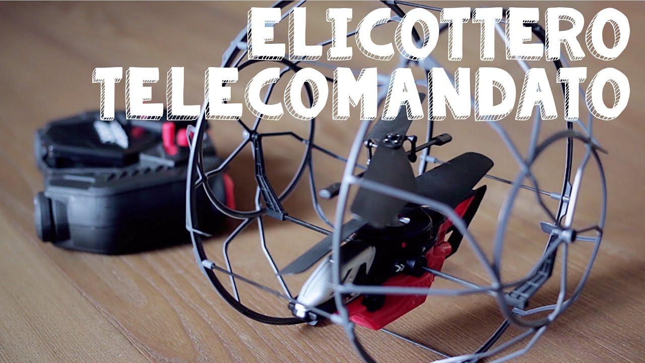 R Hogs Elicottero telecomanda...