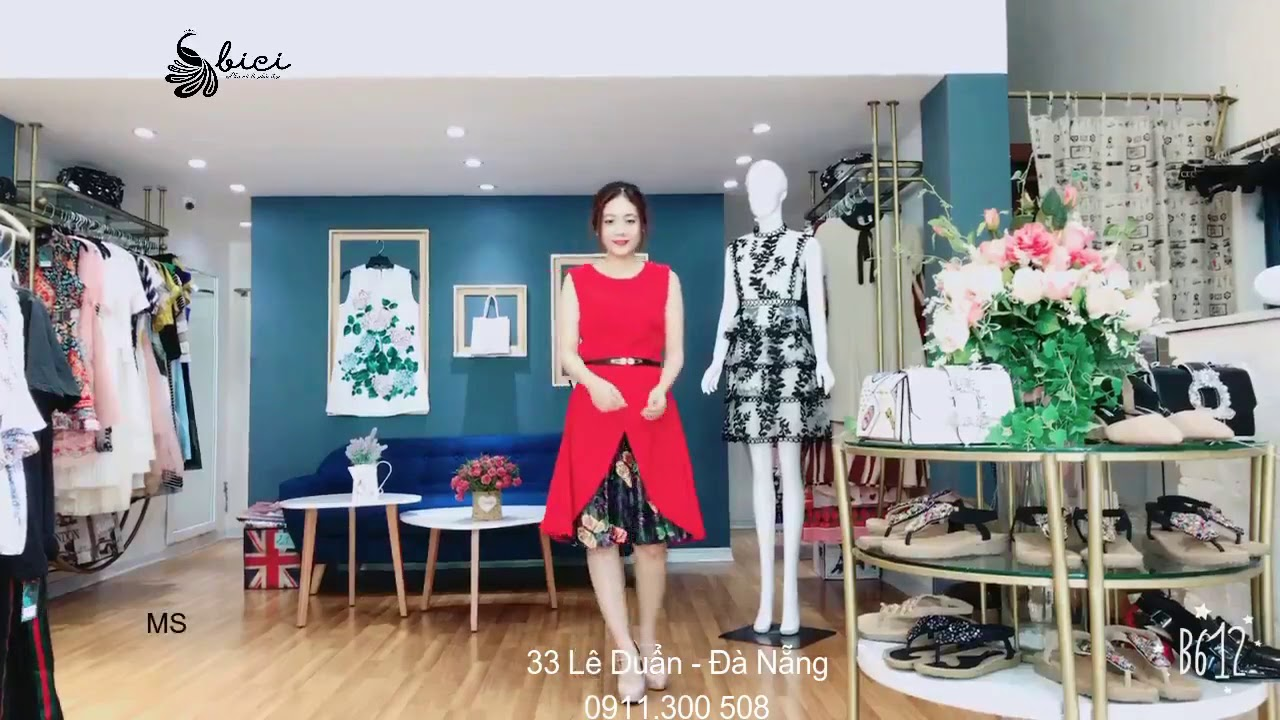 Shop thời trang đẹp ở Đà Nẵng