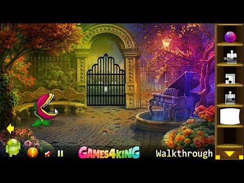 G4K Magic Gate Escape walkthrough.