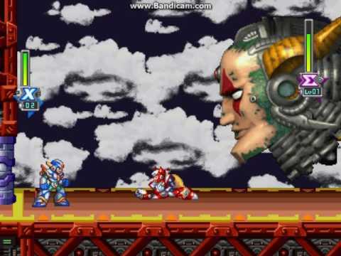 Megaman X5-Eurasia City Perfect Run