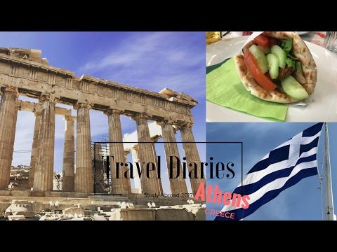 Darcie's Vlogs #5: Weekend in Athens!