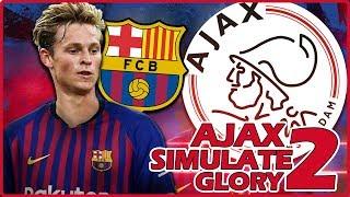 DE JONG ZU BARCA? 😱 UNSER MEGA YOUNGSTER! (90+) 🔥 | FIFA 19 AJAX AMSTERDAM Simulate to Glory #5