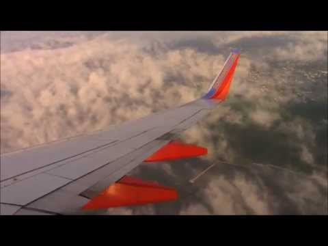 Southwest Airlines Full Flight: Hartford-Baltimore