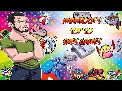 Los 10 Mejores Juegos Del Emulador Superretro 16 Super Nintendo