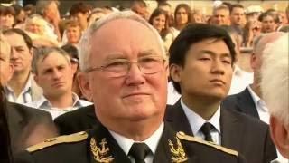 Праздничный концерт- 320 лет ВМФ России! Санкт-Петербург. 2016г. HD