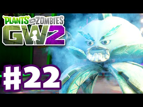 Plants vs. Zombies: Garden Warfare 2 - Gameplay Part 22 - Frozen Citron! (PC)