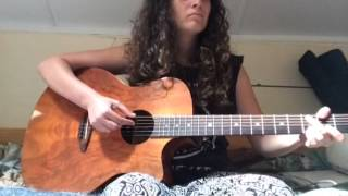 Anouk - lost guitar cover