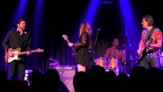 """NIGHT TRAIN""- Tab Benoit & Tommy Castro w/Samantha Fish 12-11-14 The Birchmere"