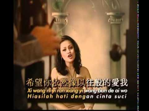 Betapa Kucinta Padamu, Chinese Version