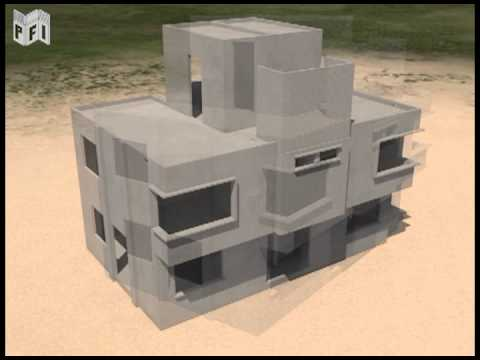 Modular Concrete Construction