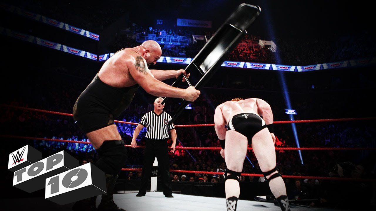 Stunning Steel Chair Attacks: WWE Top 5