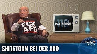 """Auf Druck der AfD: Die ARD zensiert den """"Polizeiruf 110"""""""