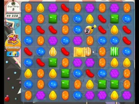 Candy Crush Saga Level 110