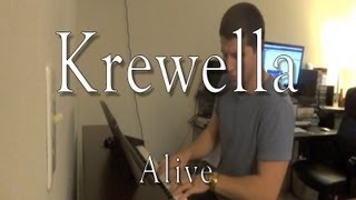 Mix - Krewella - Alive (Evan Duffy Piano Cover)