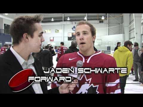2011 Team Canada World Junior Roster Announcement