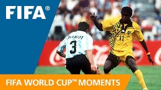World Cup Moments: Theodore Whitmore