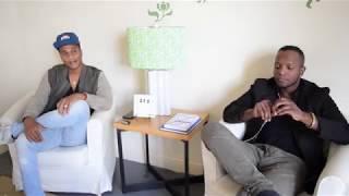 Destined : Itw Corey Hardrict (actor) and Qasim Basir (filmmaker)