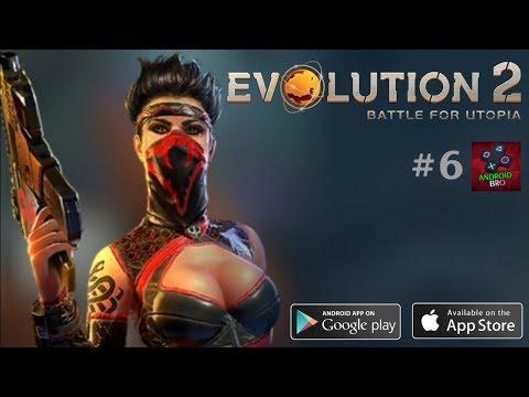 Evolution 2: Battle For Utopia [Walkthrough #6] Android Gameplay BRO