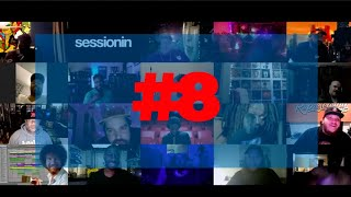 Sessionin #8 w/ House Shoes, Apollo Brown, + JR Swiftz