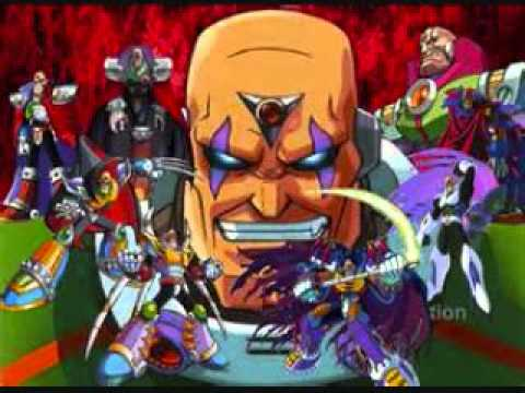 Megaman X7 Soundtrack: Conclusion (VS Sigma Final)
