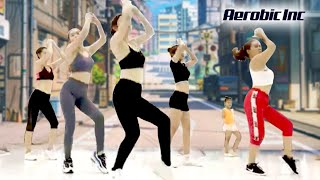 Easy Aerobic exercise workout for weight loss l Aerobic fitness dance workout full video lAerobicInc