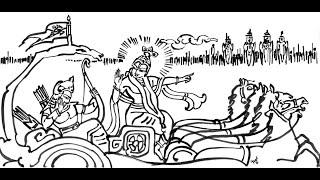 Bhagvad-Gita: Treatise of Self-help in rhythmic verse sans 110 interpolations
