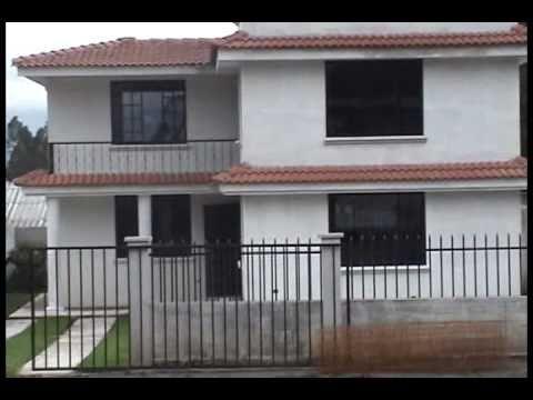 Casa en venta quito ecuador conocoto youtube - Casas en quito ecuador ...