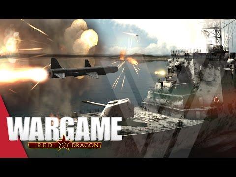 Marine Invasion! Wargame: Red Dragon Gameplay #69 (Strait to the Point, 10v10)