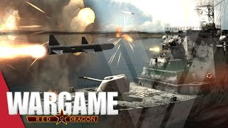 Marine Invasion! Wargame: Red Dragon Gameplay #69 (Strait to the Point, 10v10)