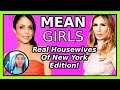 REAL HOUSEWIVES OF NEW YORK BETHENNY & CAROLE GET ROASTED!