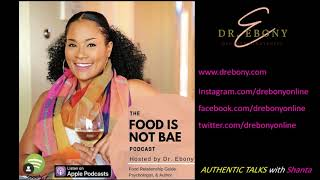 Episode 12   Food is Not Bae   Guest: Dr Ebony