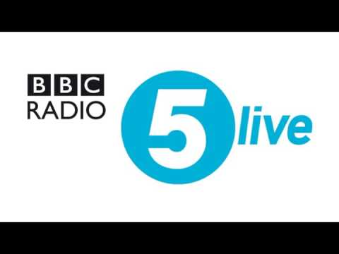 Vaping discussed on BBC Radio 5 Live 18/07/17
