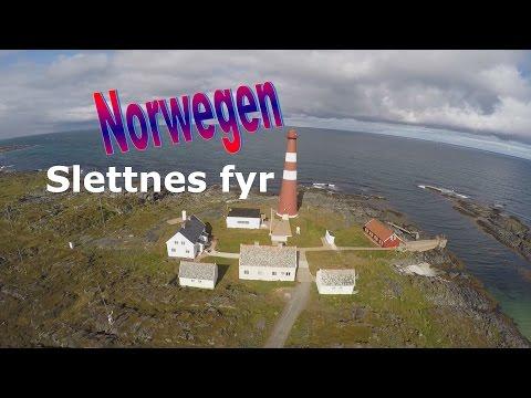 Rundreise Skandinavien: Slettnes fyr! (vlog #15)