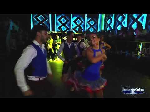 Asi se baila en Rosario! Cheche Cole