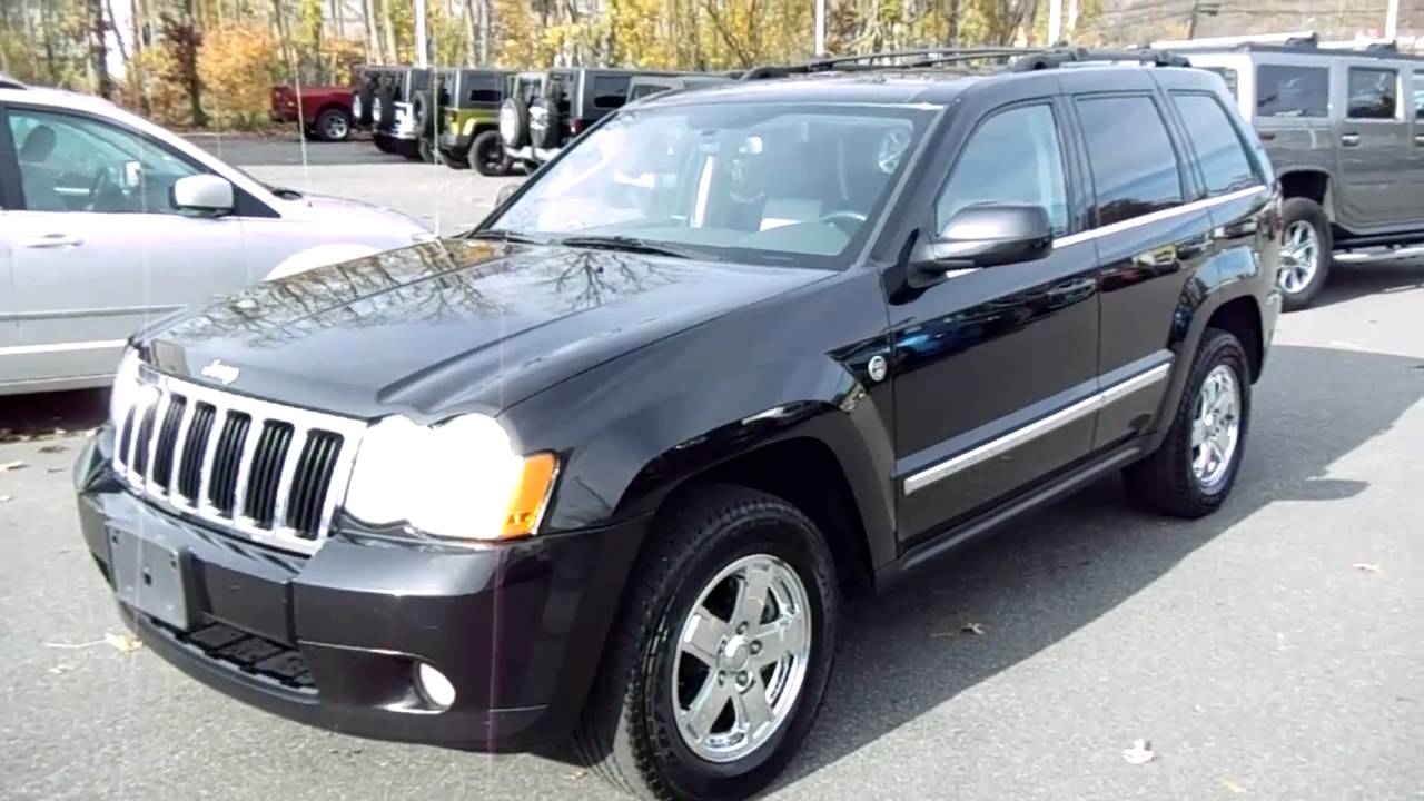 2010 Jeep Grand Cherokee For Sale >> 2008 Jeep Grand Cherokee Limited For Sale~Loaded~HEMI