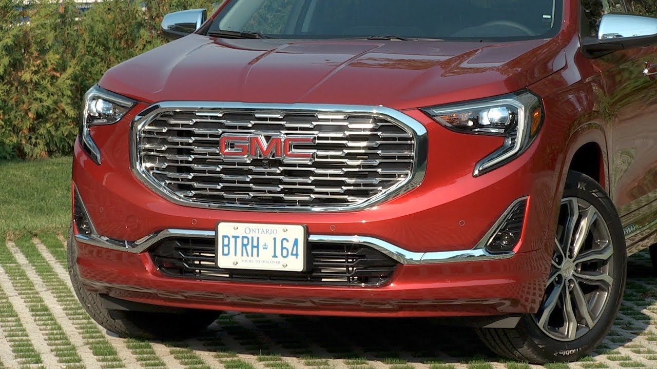 New Gmc Terrain >> New Gmc Terrain Review
