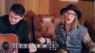 Allen Stone - Sleep (Acoustic) // The White Noise Session