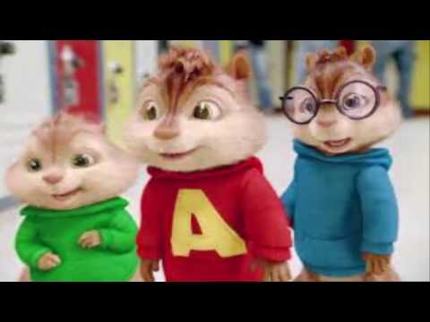 Alvin and squirrels arew singing Zlatan Ibrahimovic song! (x142)