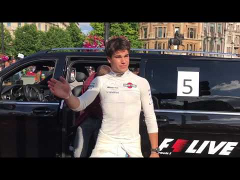 F1 Live London, Session 1 : F1 Schools and Innovation Showcase