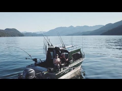 Nootka Sound - King Salmon Fishing Highlight Reel