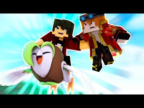 Minecraft : DARTRIX EVOLUINDO - Professor Pokemon #4 ‹ MayconLorenz ›