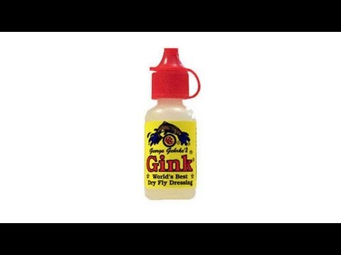 Gehrke's Gink Fly Fishing Floatant