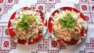 Оливье салат оливье рецепт 2в1 Детское оливье салаты рецепты олів'є рецепти салатів олівє салат реце