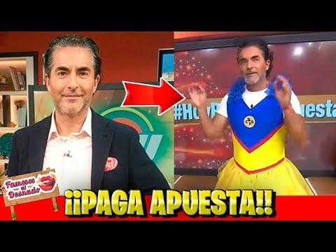 Humillan A Raúl Araiza En El Programa HOY En Vivo